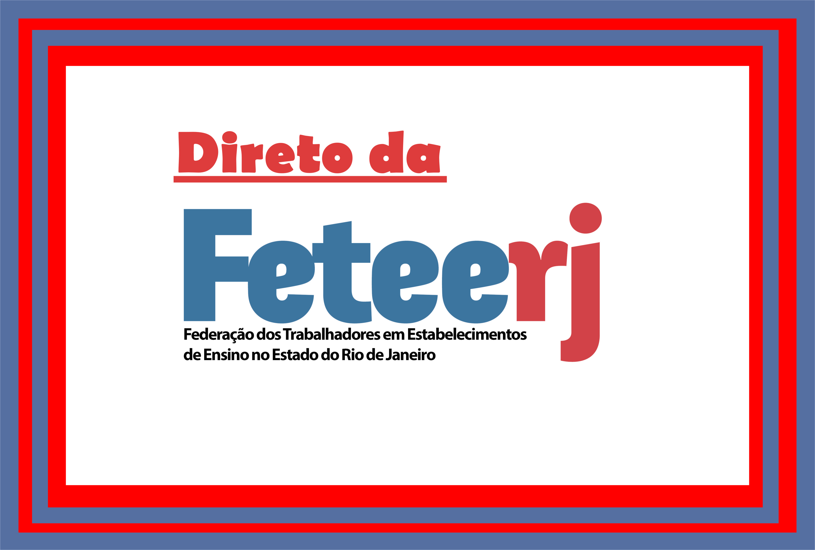 Feteerj negocia ACT para professores/as do Sesi-RJ