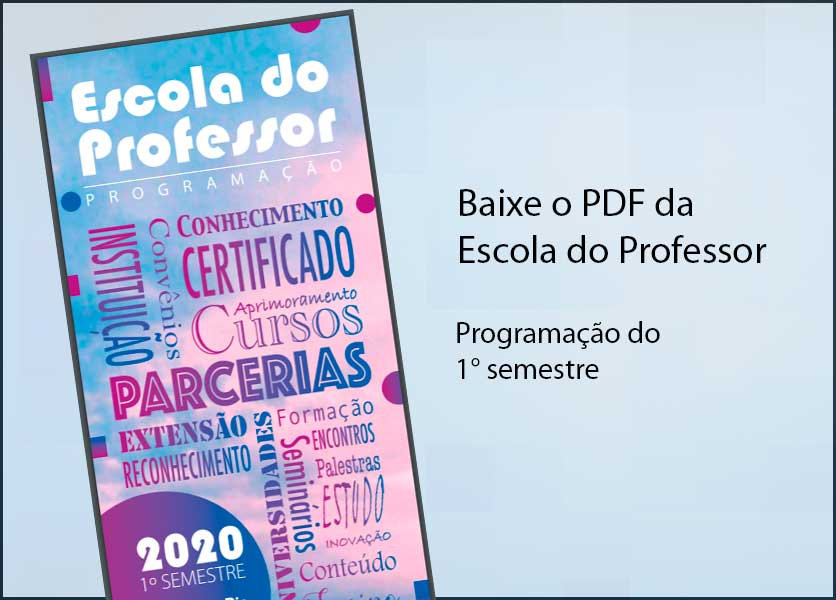 Download do guia de programação Escola do Professor